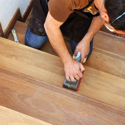 restaurer un escalier